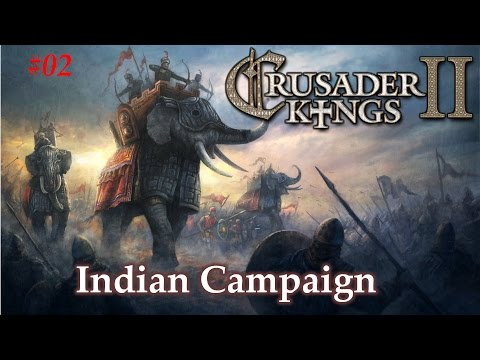 Let's Play Crusader Kings 2 - Indian Campaign 02