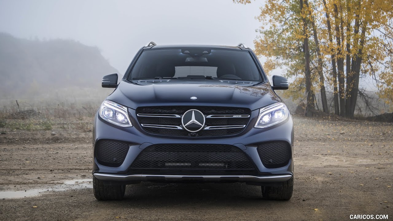 2017 Mercedes‑AMG GLE43 US‑Spec - FULL REVIEW - YouTube
