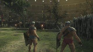 Ryse: Son of Rome- Multiplayer Gladiator Arena Gameplay
