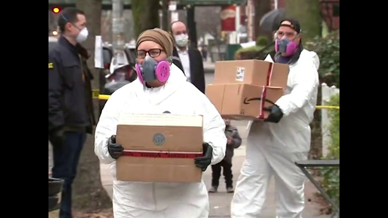 FBI Remove Almost a Million N95 Masks Plus More From Hoarder [VIDEO]