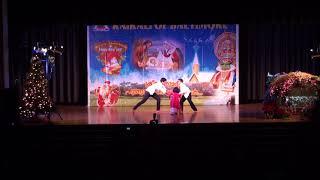 kairali of baltimore christmas and new year 2018 dance chatta sara sa