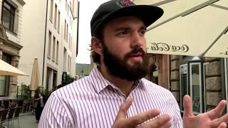 Anton SKALD разъясняет за Москву и Питер! Лейпциг - это беднейший город, с чем вы сравниваете?