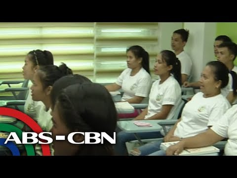 TV Patrol: Saudi Arabia, Japan nangangailangan ng Pinoy nurses, care workers