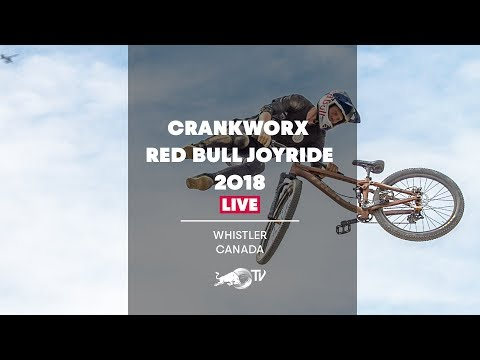 Red Bull Joyride is Back LIVE from Whistler, Canada. | Crankworx MTB Slopestyle 2018