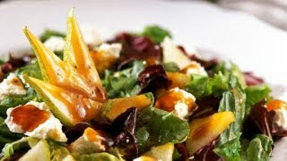 How to Cook Pear Salad