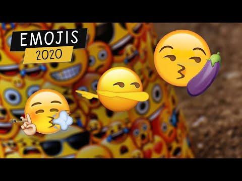 Diese Neuen Emojis Kommen 2020! Parodie