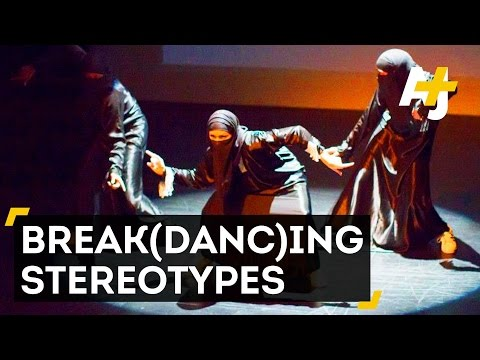 Female Muslim Hip-Hop Dancers Smash Stereotypes