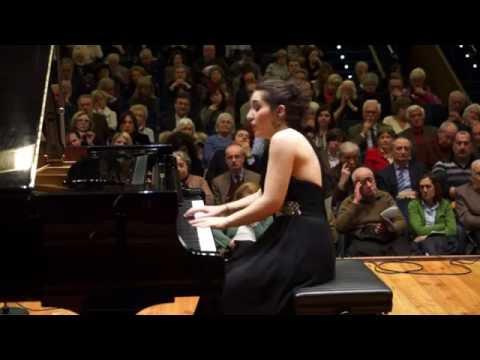Lilit Grigoryan - Beethoven Sonata op. 101 (live)
