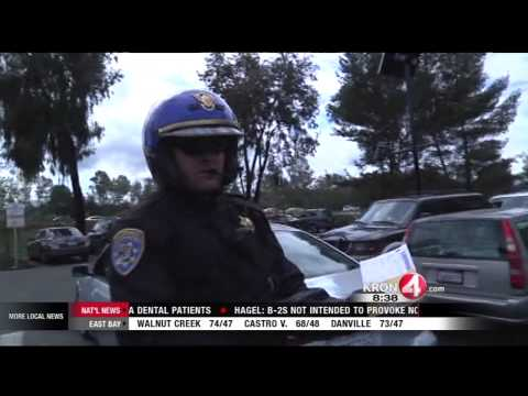 Speeders Behave Badly in Contra Costa County