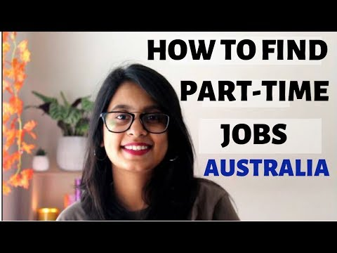 HOW TO FIND A JOB IN AUSTRALIA AS AN INTERNATIONAL STUDENT!