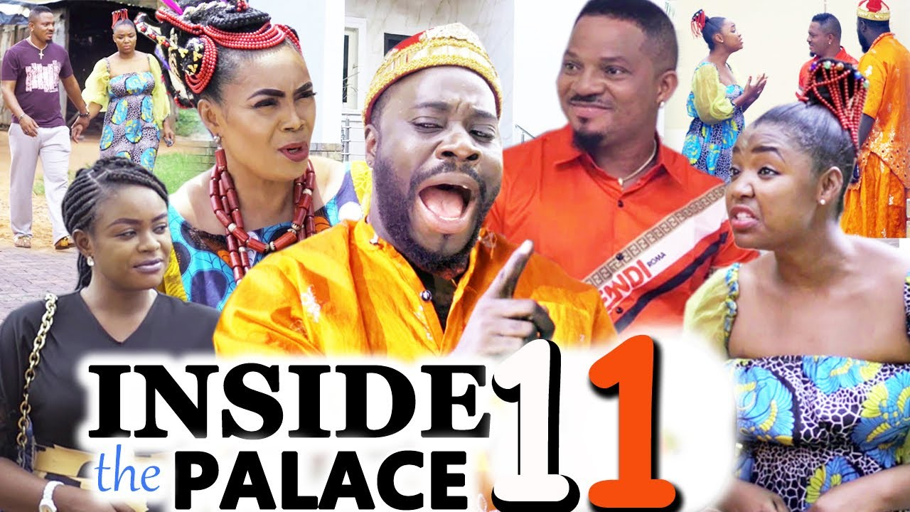 Download INSIDE THE PALACE SEASON 11 (New Movie) 2021 Latest Nigerian Nollywood Movie 720p