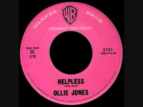 Ollie Jones - Helpless