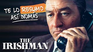The Irishman | #TeLoResumo