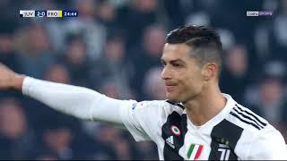 Résumé Serie A : La Juventus fracasse Frosinone