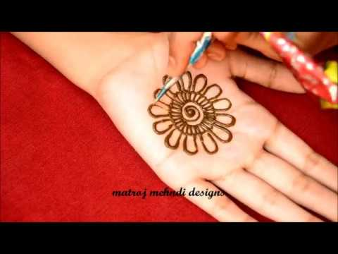 Simple Arabic Mehndi Designs 2018 Latest Mehndi Henna Designs For