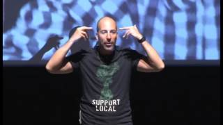 El MTV de la realidad virtual | Facundo Díaz | TEDxSantiago