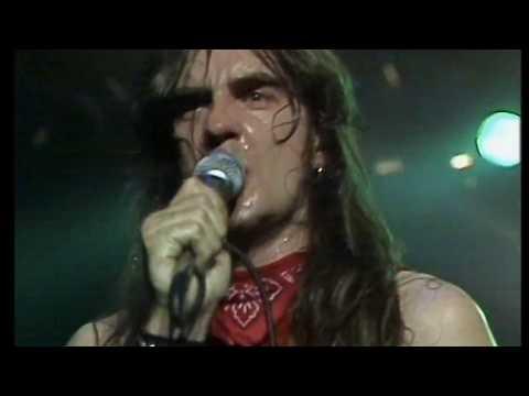 Saxon Live in Dortmund, Germany 1982