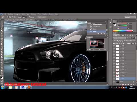 Dodge Charger Srt John Wick Tribute Virtual Tuning