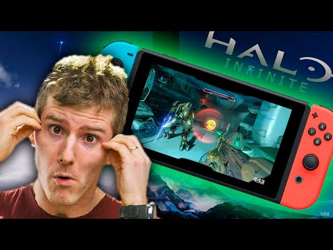 Halo on Nintendo Switch!?