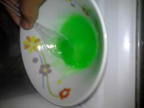 Cara Membuat Slime Dengan Shampoo Dan Mama Lemon Dengan