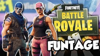 COD NOOBS PLAY FORTNITE BATTLE ROYALE (Fortnite Funtage) | Whos Chaos
