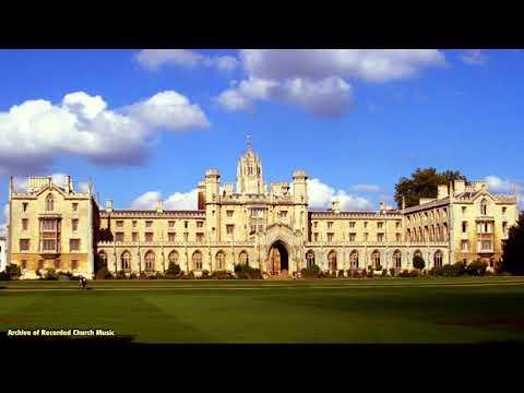 "Howells' ""St John's Service"": St John's Cambridge 1963 (George Guest)"