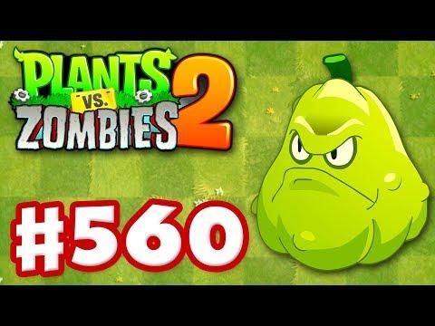 Plants vs. Zombies 2 - Gameplay Walkthrough Part 560 - Squash Premium Seeds Epic Quest!