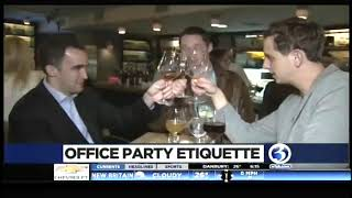 Office Party Manners