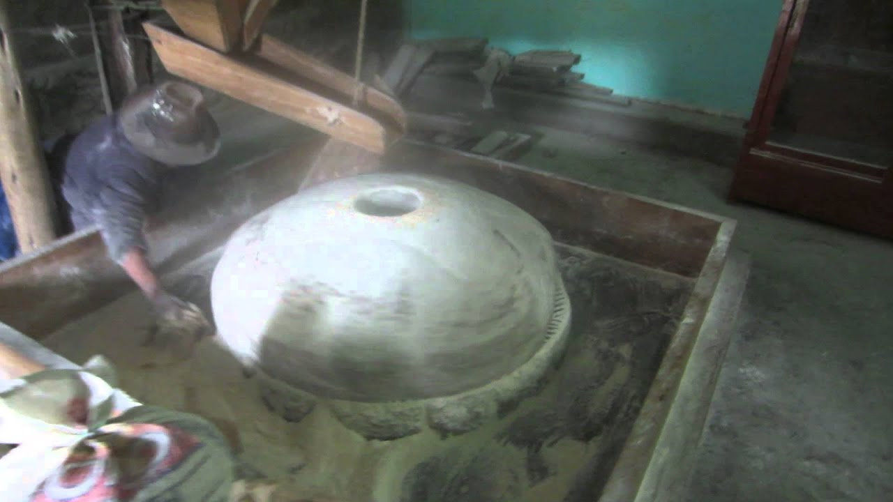 Mallas huari ancash molino ecologico youtube - Molino de trigo ...