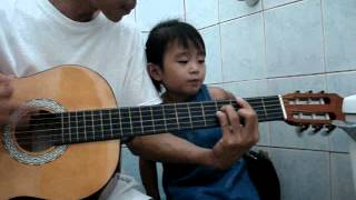 MUKHANG PERA COVER (THE YOUTH) - Pepe and Aubrey.. \m/
