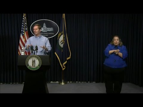 Gov. Andy Beshear April 1 5:00 pm Update | Coronavirus | KET