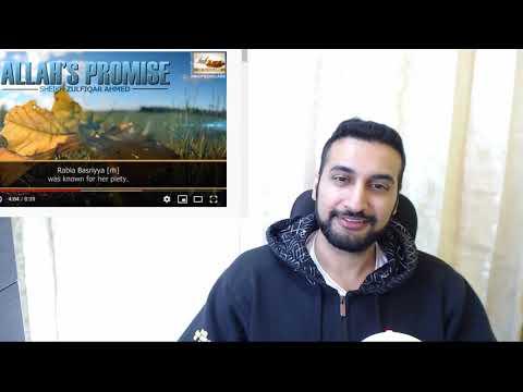 Gautam THakur reacts to Allah's Promise