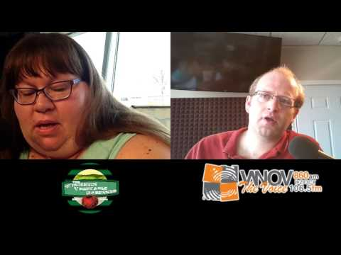 Mulch and GMO's  In Station Video The Wisconsin Vegetable Gardener Radio Show #7
