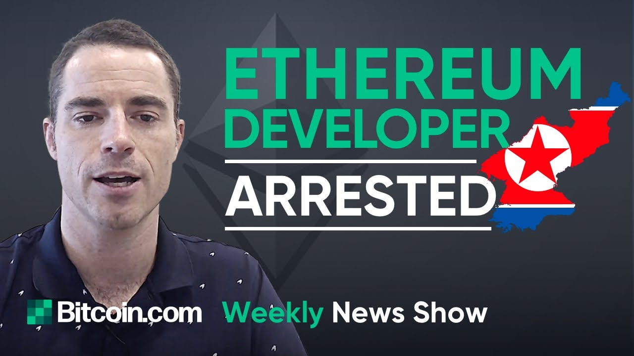 Image result for Ethereum Developer was arrested