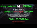 Warface MY.COM Migration - FULL TUTORIAL ON HOW TO MAKE TRANSITION(STEAM AND GFACE) AND MORE