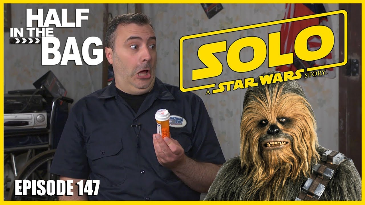 Half In The Bag Solo A Star Wars Story