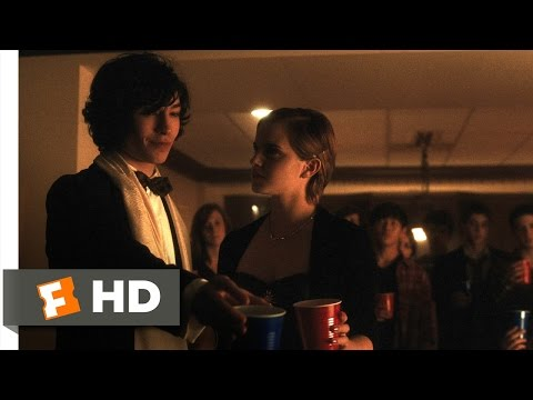 The Perks of Being a Wallflower (2/11) Movie CLIP - You're a Wallflower (2012) HD