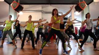 Zumba Fitness on Jumpin