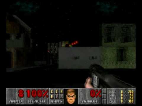 DooM 3 Weapons mod for doom 2