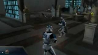 Star Wars Battlefront II - Coruscant: Knightfall