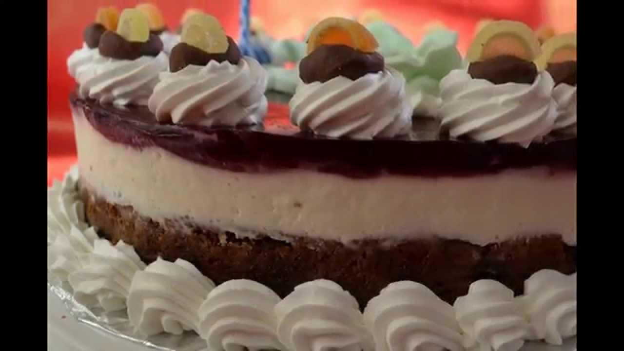 Rotkaeppchen Torte Youtube