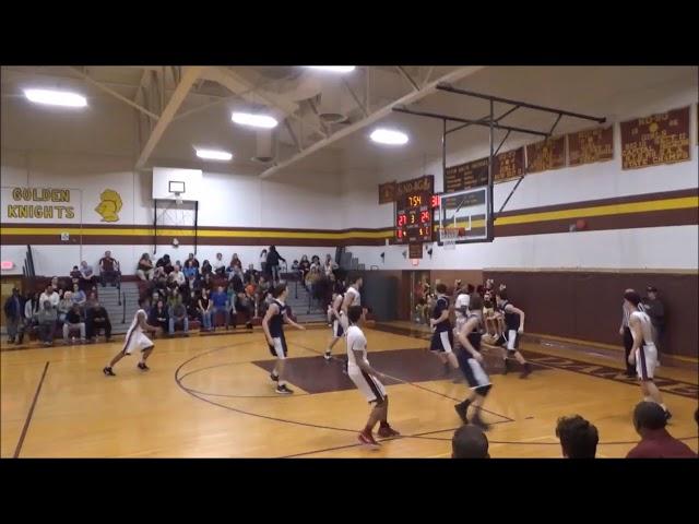 Game Highlights Boys' Varsity: Cobleskill 69 vs Bishop Gibbons 72 (F)