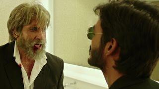Angry young man returns - Shamitabh