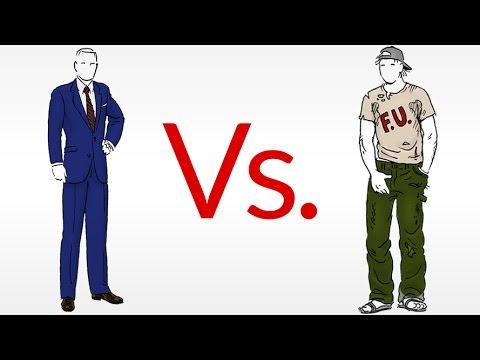 10 Male Status Symbols   Tips To Signal Power & Authority Through Clothing...and WHY!