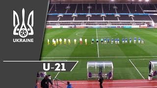 Фінляндія 0 2 Україна Євро 2021 U 21