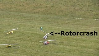 ROTORBLÄTTER CRASH ROTOR LIVE 2015 Iffezheim Germany