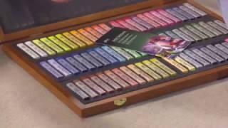Product Demo - Mungyo Gallery Artist Soft Pastel Squares screenshot 5