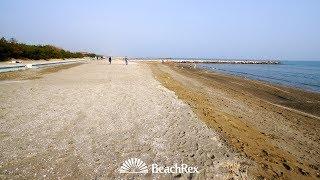 beach Eraclea, Eraclea Mare, Italy