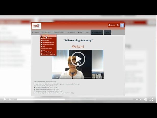 Prana - Tip 5 - Hoe kan je je wapenen tegen stress - Online Academy