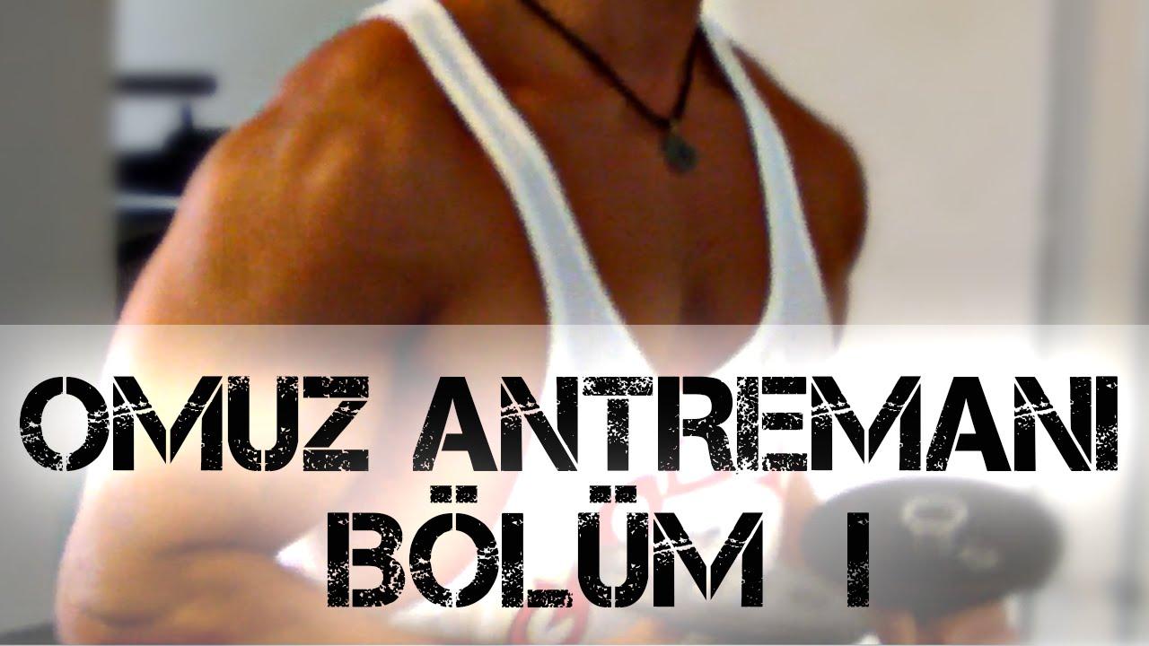 OMUZ ANTRENMANI  / Kas Geliştirme Bölüm 1-  Shredded Brothers